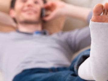 Arbeidsongeschikt door ziekte of ongeval?