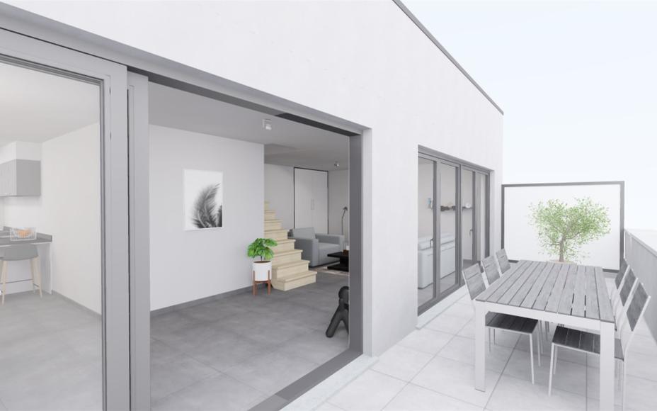Residentie Accolay:  Op zoek naar ruime en kwaliteitsvolle nieuwbouwappartement gelegen op een boogscheut van centrum Merchtem? Dan kan het gloednieuwe project Accolay u ongetwijfeld bekoren. Bij het brainstormen over dit project is er een bijzondere aand