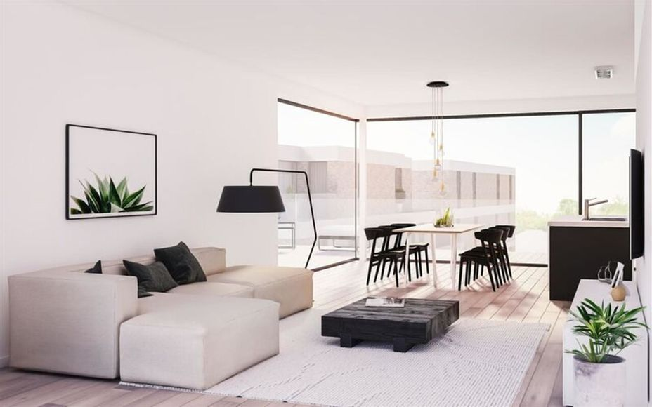 Appartement te koop in Asse