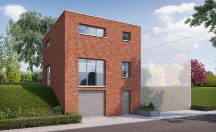 LEEMANS IMMOBILIËN vous propose terrain à bâtir (LOT 2) au CENTRE ZELLIK. Le terrain à bâtir fait partie d'un lotissement de 3 lots et est destiné à une maison à deux façades. La parcelle a une superficie de 2are 45ca (244 m²) et bénéficie d'u